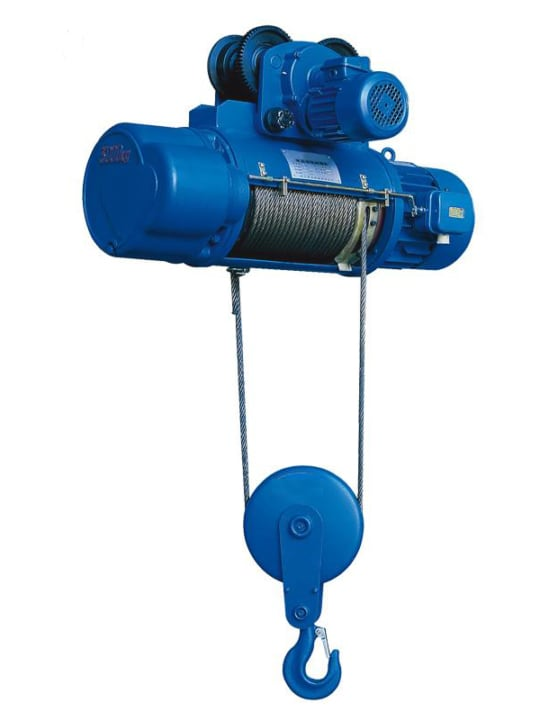 Таль электрическая канатная TOR MD г/п 1,0 т  6 м