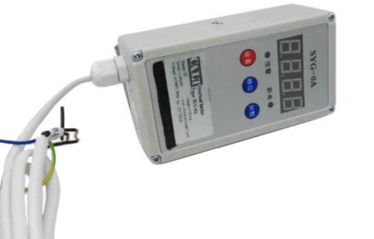 Ограничитель грузоподъемности для талей  электрических 2 т TOR SYG-OA (серый)