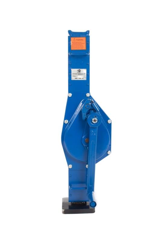 Домкрат реечный TOR ДРН 3000, 3Т с низким подхватом
