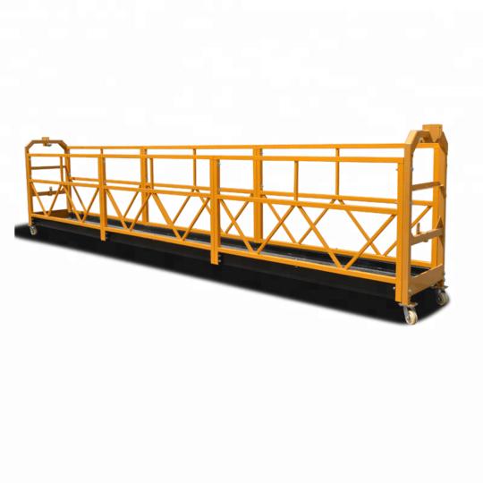 Люлька строительная (фасадный подъемник)  TOR ZLP630 г/п 630 кг 6 м