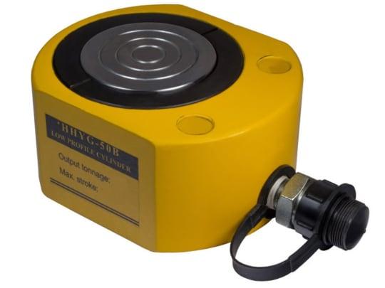 Домкрат гидравлический низкий TOR HHYG-201 (ДН20М50),  20т