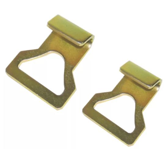 Плоский крюк для тентов TOR (под ленту 50 mm)