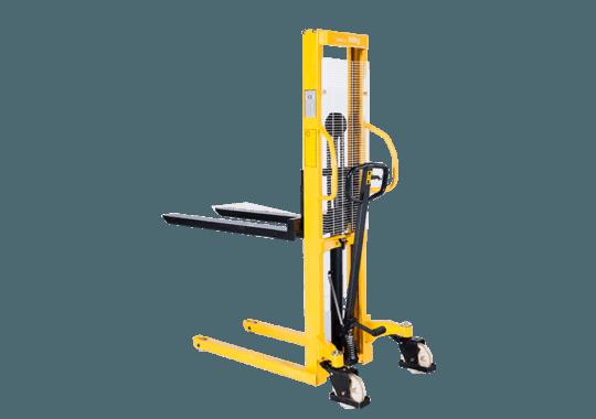 Штабелер гидравлический 1,5 т 2,5 м TOR WMSA1500-2500  с расширенными опорами
