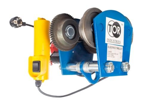 Тележка электрическая тип TOR HD 0,5 т