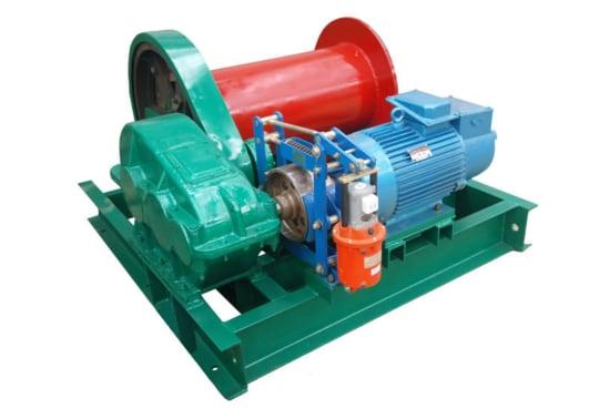 Лебедка электрическая TOR ЛМ (JM) г/п 3,0 тн  Н=160 м (б/каната)