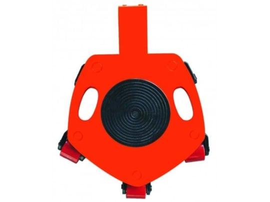 Роликовая платформа поворотная TOR WCRP-5 г/п  4тн