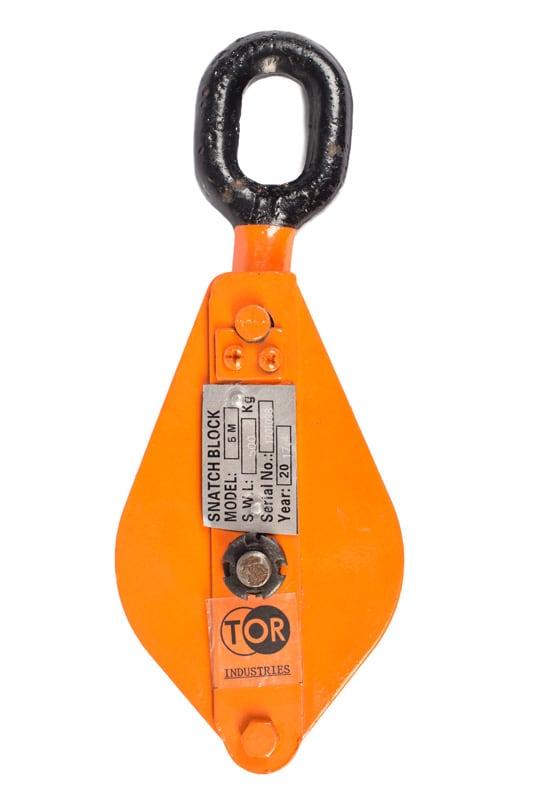 Блок монтажный TOR HQG(L) K1-0,5 т-0 (ушко)
