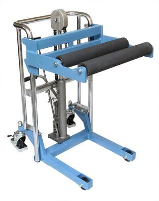 Штабелер гидравлический 0,4 т 1,2 м TOR PF4120R  для рулонов
