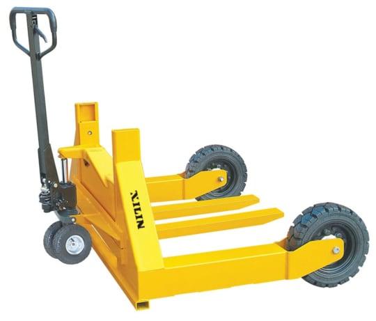 Тележка гидравлическая 1500 кг 800 мм XILIN HW  для бездорожья (резиновые колеса)