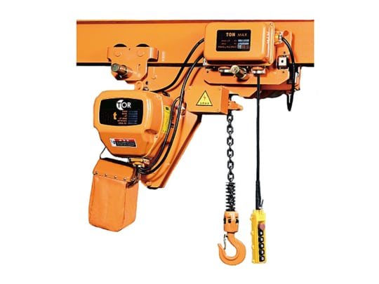 Таль электрическая цепная TOR HHBBSL05-02,5т 6  м УСВ