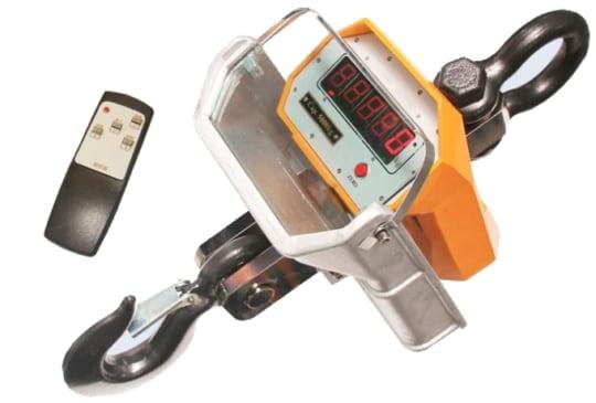 Весы крановые КВ-5000-ВТ