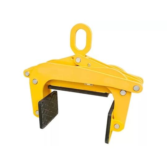 Клещевой вертикальный захват TOR для брикетов,  блоков, бордюров
