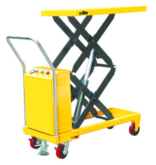 Стол подъемный передвижной 1000 кг 1700 мм  TOR WPDS1000 электрический