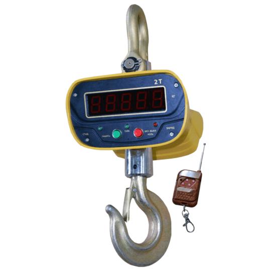 Весы крановые КВ-5000-А(К)