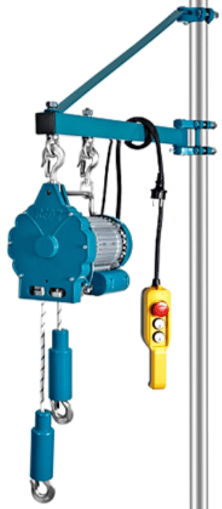 Таль электрическая подвесная TOR BLDN-YT-HPE  90H 20м