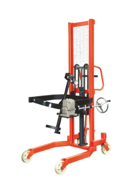 Штабелер-бочкокантователь гидравлический  0,35 т 2,5 м TOR COT