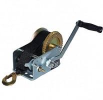 Лебедка ручная TOR ЛН-2500W (LHW) г/п 1,0 т, длина  ленты 10 м