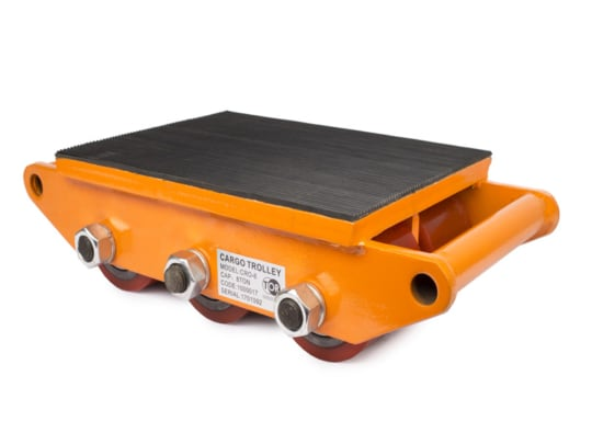 Роликовая платформа подкатная TOR CRO-6 г/п  8 т (N)