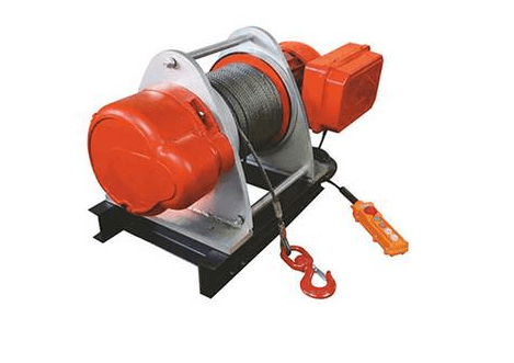 Лебедка электрическая TOR KDJ 2,0 т 100 м 380V