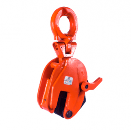 Захват вертикальный TOR DSQA (г/п 3,2 т, лист  0-25 мм) поворотн.