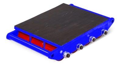 Роликовая платформа подкатная TOR CRO-6 г/п  8 т (G)