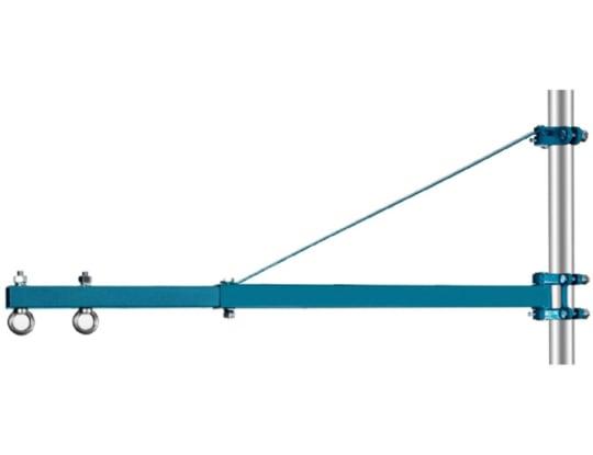 Штанга для тали TOR HST-600-750-A