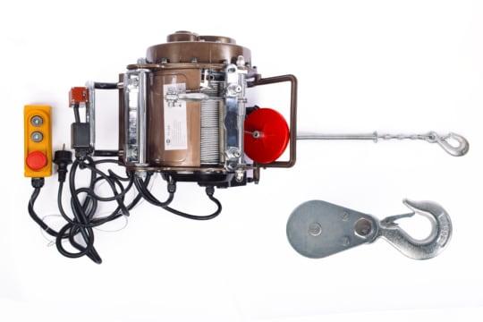 Таль электрическая подвесная TOR YT-JZX-250/500