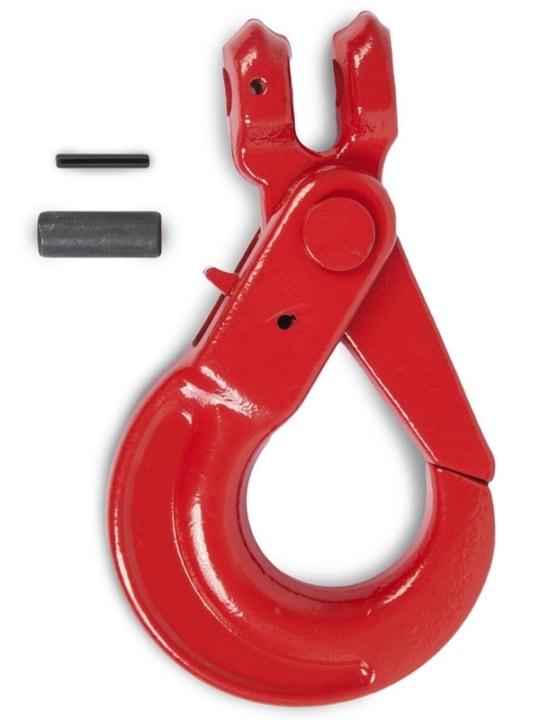 Крюк самозакрывающийся с вилочным креплением  TOR 3,15 т