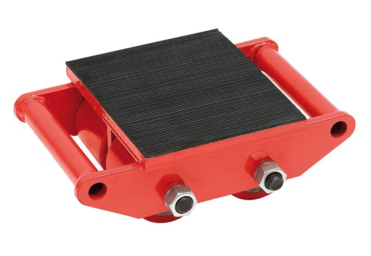 Роликовая платформа подкатная TOR CRO-4 г/п  6 т (N)