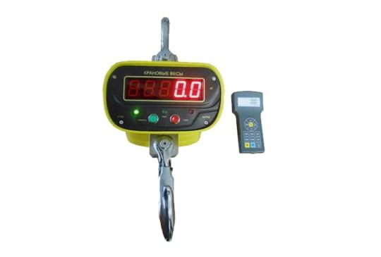 Весы крановые КВ-15000-И(RS)