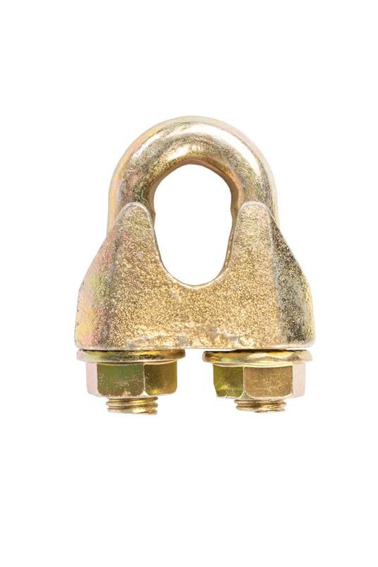 Зажим канатный TOR ф=26 мм DIN 1142