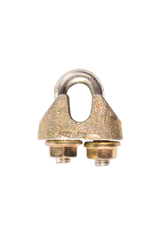 Зажим канатный TOR ф=6,5 мм DIN 1142