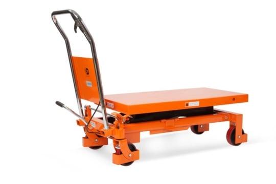 Стол подъемный передвижной 300 кг 300-900 мм  TOR WP-300