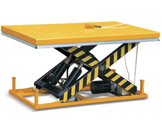 Стол подъемный стационарный 1000 кг 205-990  мм TOR HW1001