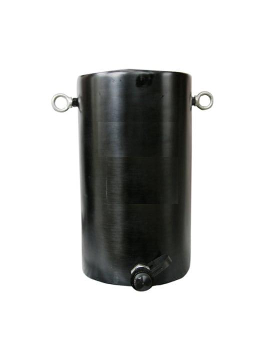 Домкрат гидравлический алюминиевый TOR  HHYG-150100L (ДГА150П100), 150т