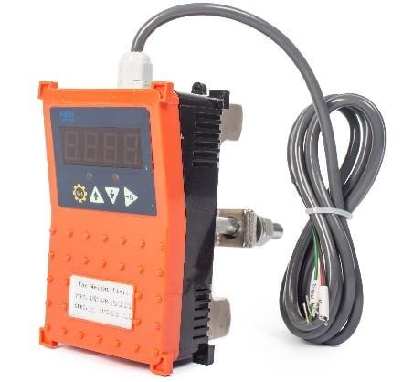 Ограничитель грузоподъемности для талей  электрических 2 т TOR INP-A (оранжевый)