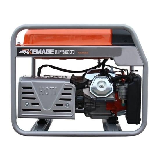 Генератор бензиновый TOR KM6500H 5,0кВт 220В 27л  с ручным запуском